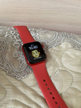 Apple watch 6 series 40mm product red