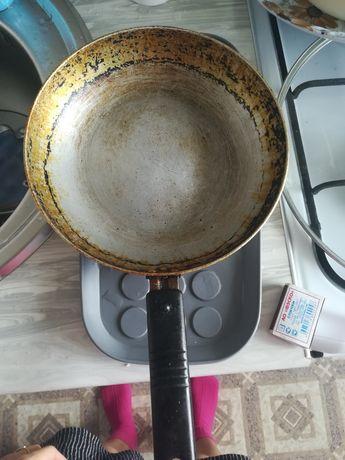 Сковорода алюминий
