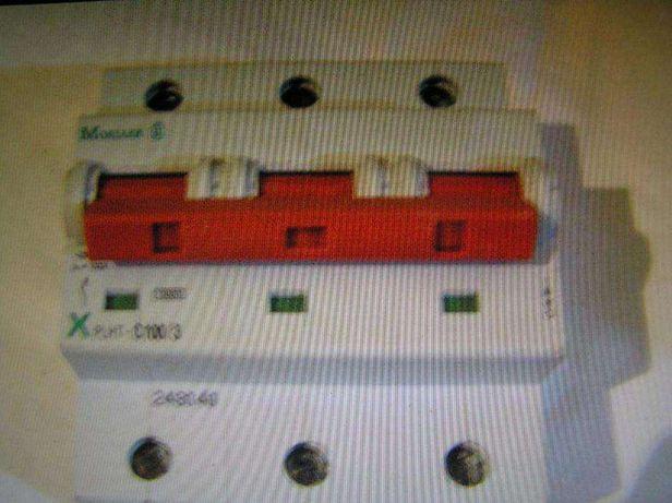 siguranta tripolare 100 125A Moeller