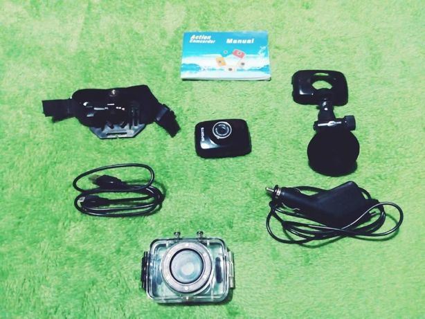 Vand Camera gen GO-PRO - FULL HD