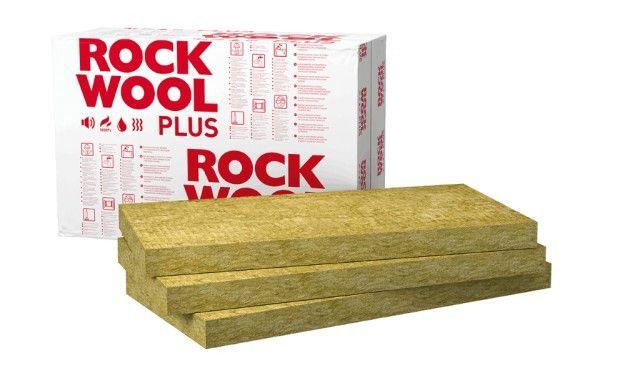 Vata minerala bazaltica 10 cm RockWool pt fatade