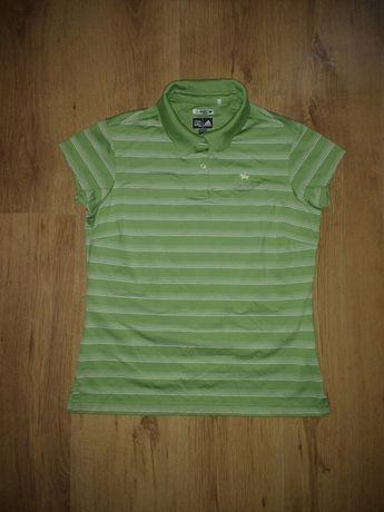 Tricou polo de damă Adidas ClimaCool mărimea M