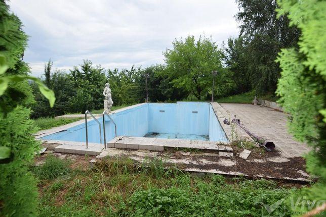 Teren 2500 mp cu piscina, Bucium - Casa Boiereasca