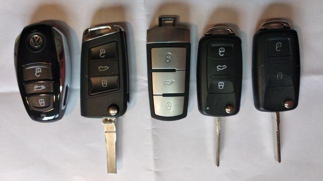 Copiat chei auto cu cip Volkswagen, Skoda, Seat, Audi, Opel, Peugeot