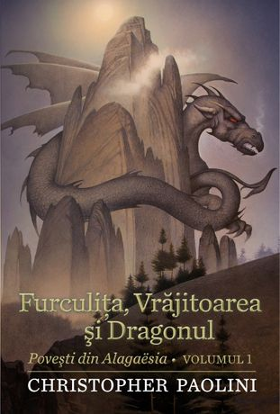 Furculita, vrajitoare si dragonul