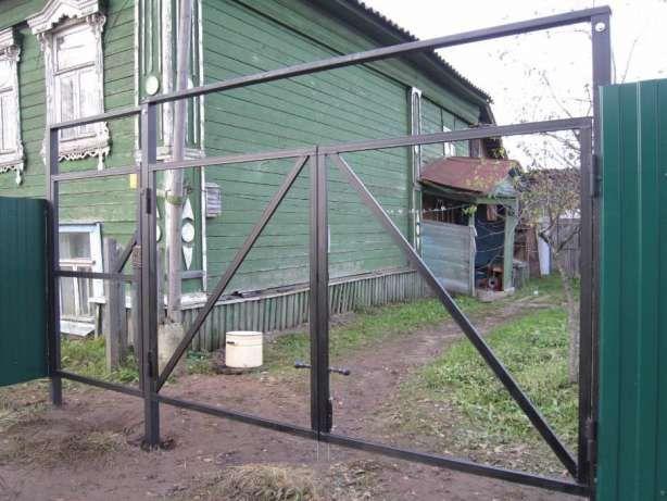 Ремонт,установка ворот,ремонт калиток,ремонт решеток.Сварка труб.