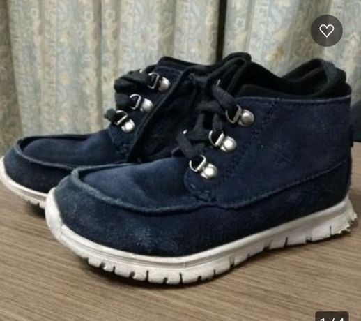 Ботинки замшевые Next для мальчика