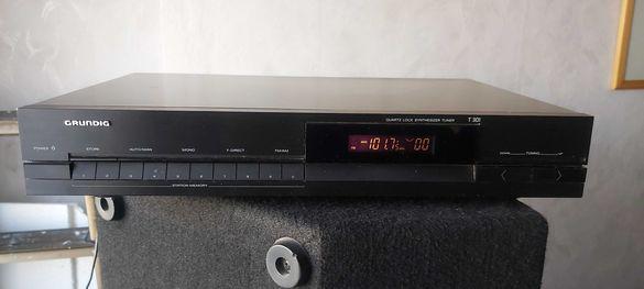 Radio Synthesized Tuner Grundig T-301