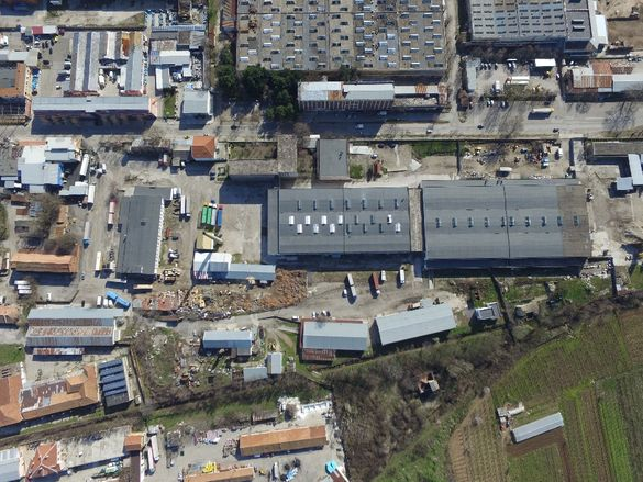 Производствени помещения