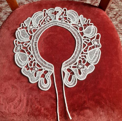 Guler macrame model rotund
