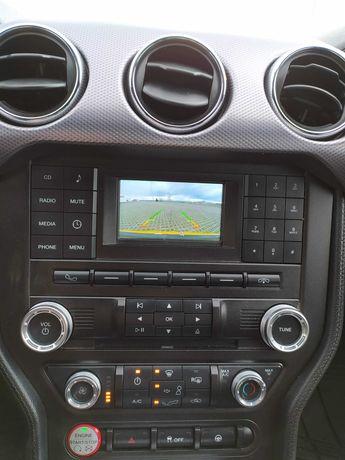 Аудио система Ford Mustang