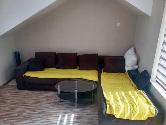 КЛЮЧ в агенцията! Двустаен апартамент в нова кооперация