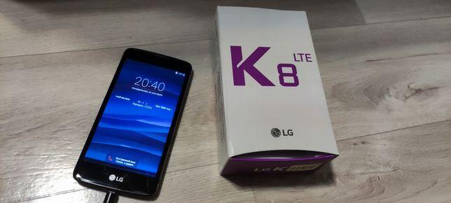 Lg k8 LTE 16 gb черный