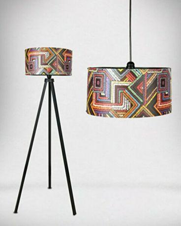 Комплект лампион и абажур