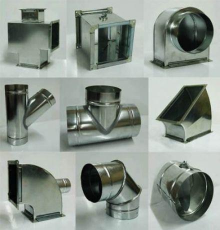 Изготовление, поставка и монтаж систем приточно-вытяжной вентиляция