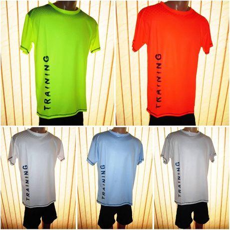Спортни Мъжки тениски и потници + къси гащи - 5 варианта
