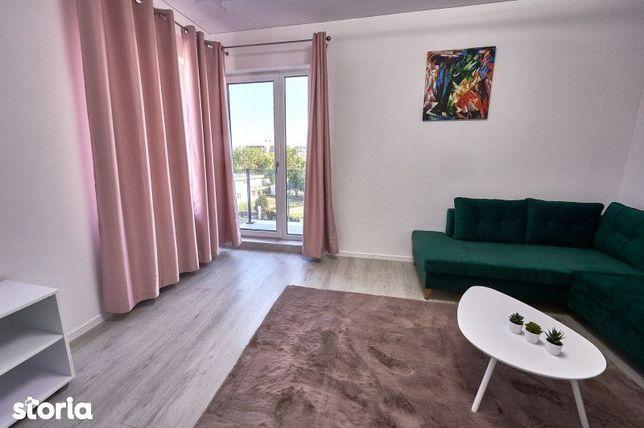 Apartament de lux mobilat Mamaia Nord cu vedere catre Mare si Lac
