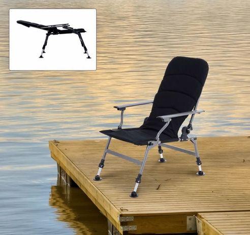 Scaun reglabil pentru pescari, ideal in timpul pescuitului