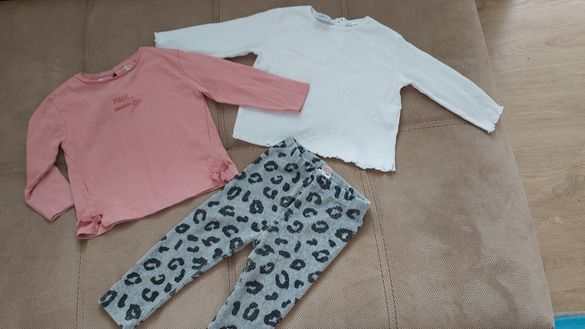 Бебешки дрехи Zara 9-12 м.