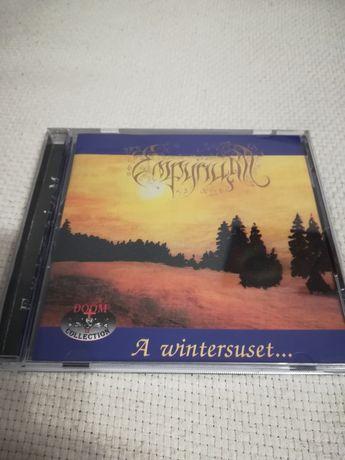 Cd Empyrium - A Wintersunset...