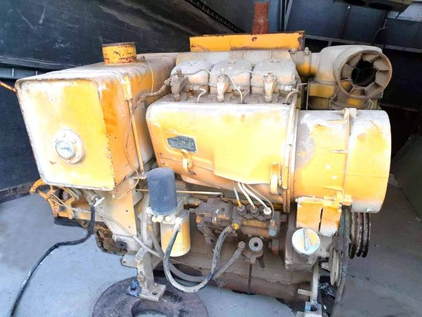 Motor Deutz 3 cilindrii tip F3L912 complet