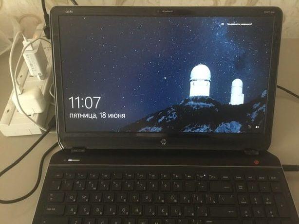 Ноутбук HP dv6 Core I7