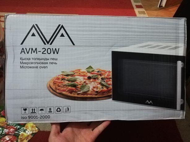Микроволновая печь новая