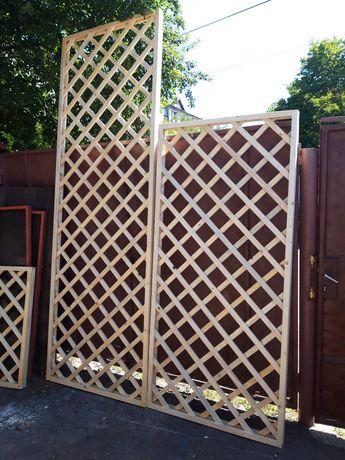 Panou ornamental,gard ornamental pentru foișor