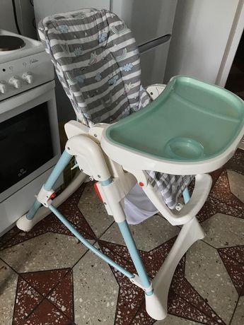 Продам детский стульчик для кормления!!!