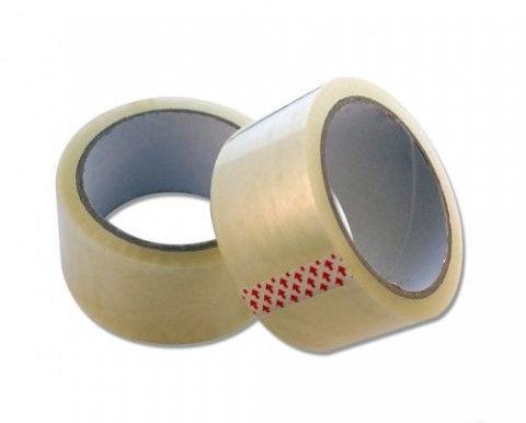 Самозалепваща лента 50mm - опаковъчно тиксо