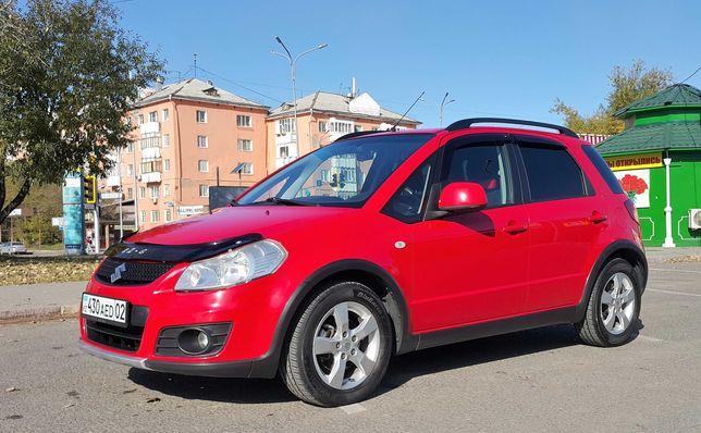 Suzuki SX4 1.6L/АКПП, 2012 года выпуска, в отличном состоянии