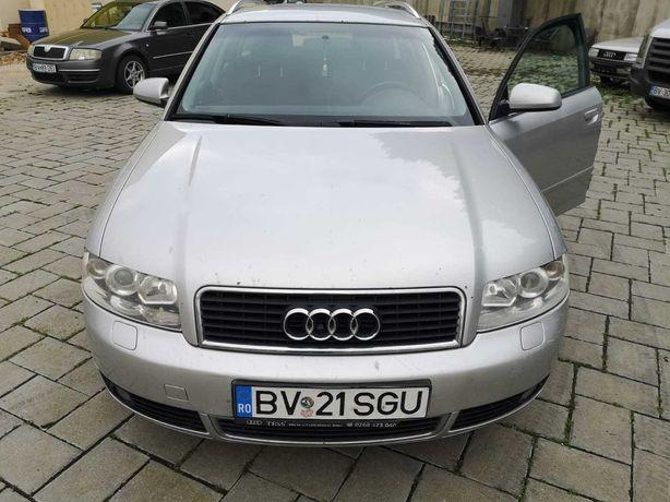 Audi A4 dotat cu GPL