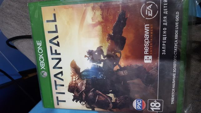 Продам диск Xbox one s