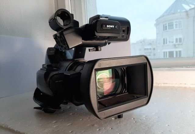 Видеокамера Sony pmw ex3