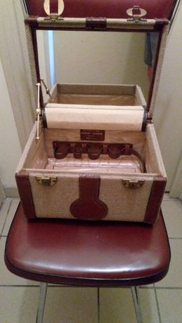 Pierre Cardin пътна чанта от 70те