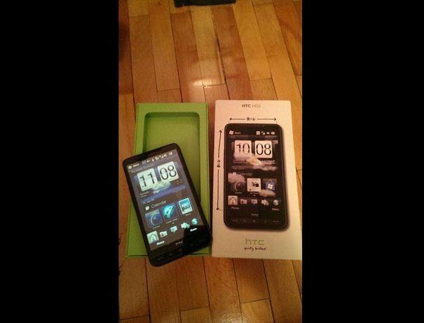HTC HD2 T8585 cu Windows Mobile 6.5 Profesional si HTC Sense pt piese