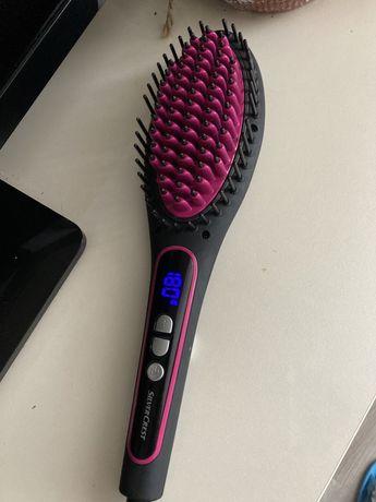 Четка за изправяне на коса с керамично покритие