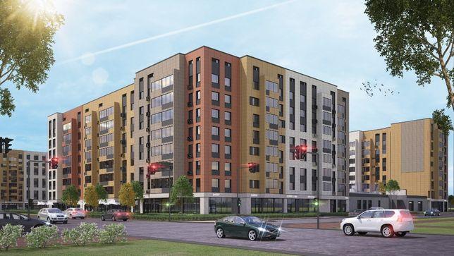 Продается 1 комнатная квартира в ЖК Besterek 40.95 м²