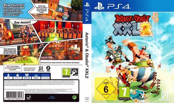 Asterix & Obelix XXL2  , Игра, Playstation ,PS4 , PS5 , нова