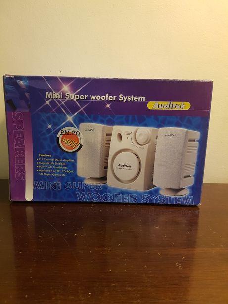 Mini super woofwer sistem Auditek