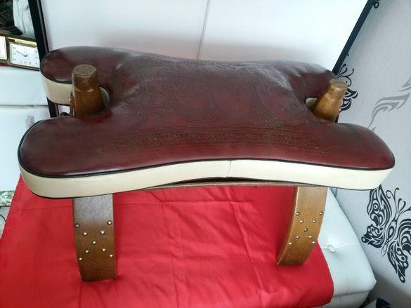 Камилско седло Столче