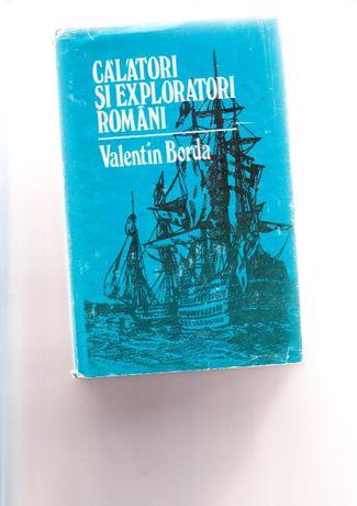 Calatori si exploratori romani,Valentin Bordea