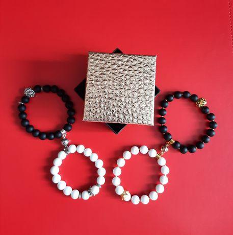 Парные магнитные браслеты