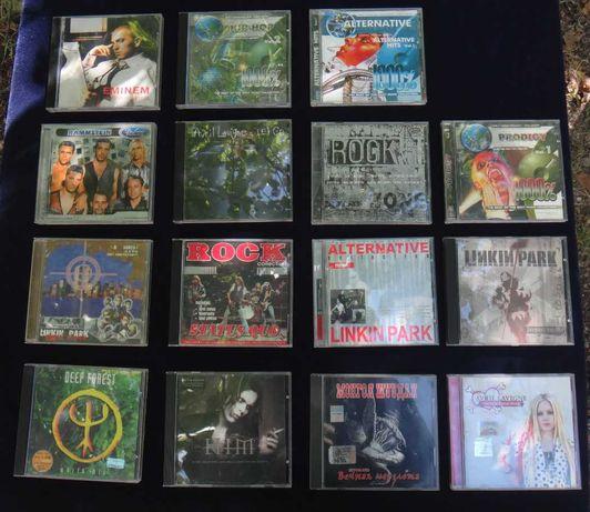 Audio CD диски продам