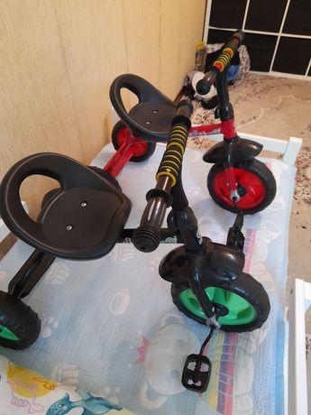Продам велосипед 2шт отличный состояние для детей 1шт 10000