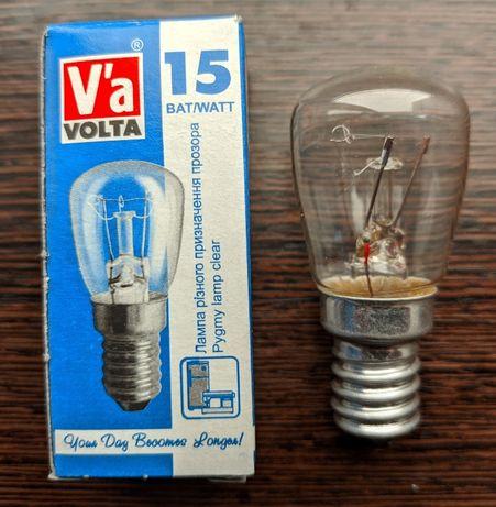 Лампа для холодильника E14, 15W