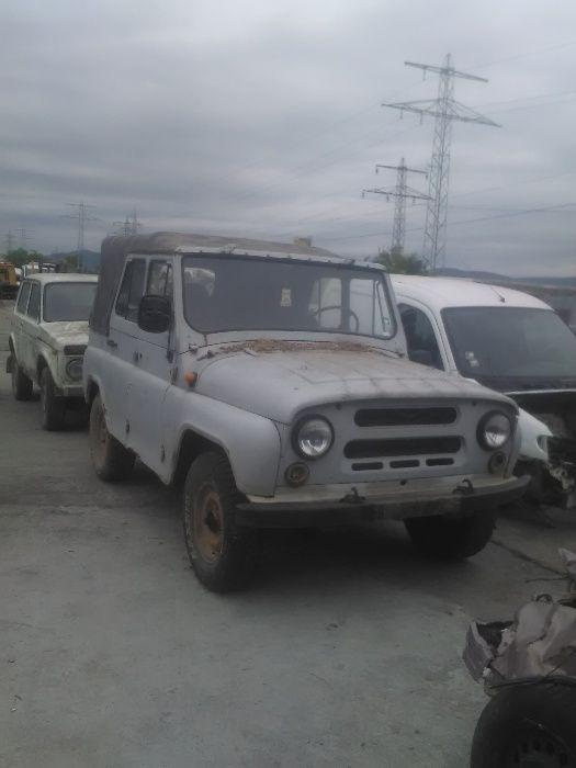 уаз 469 б/uaz 469 b на части