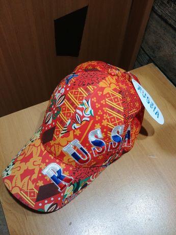 Кепка Россия с Олимпиады в Сочи