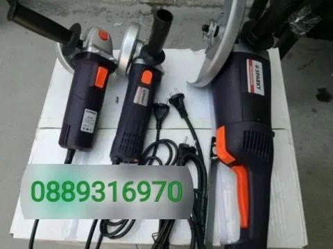 Ъглошлайф Спарки SPARKY 950W,1000W,2500W Шлайф флекс, Ракета.