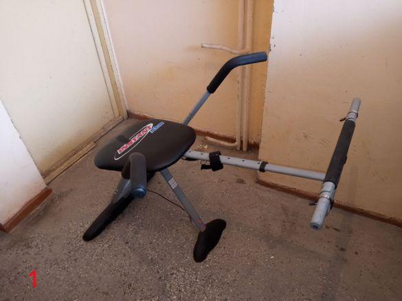 Тренировъчни уреди за дома